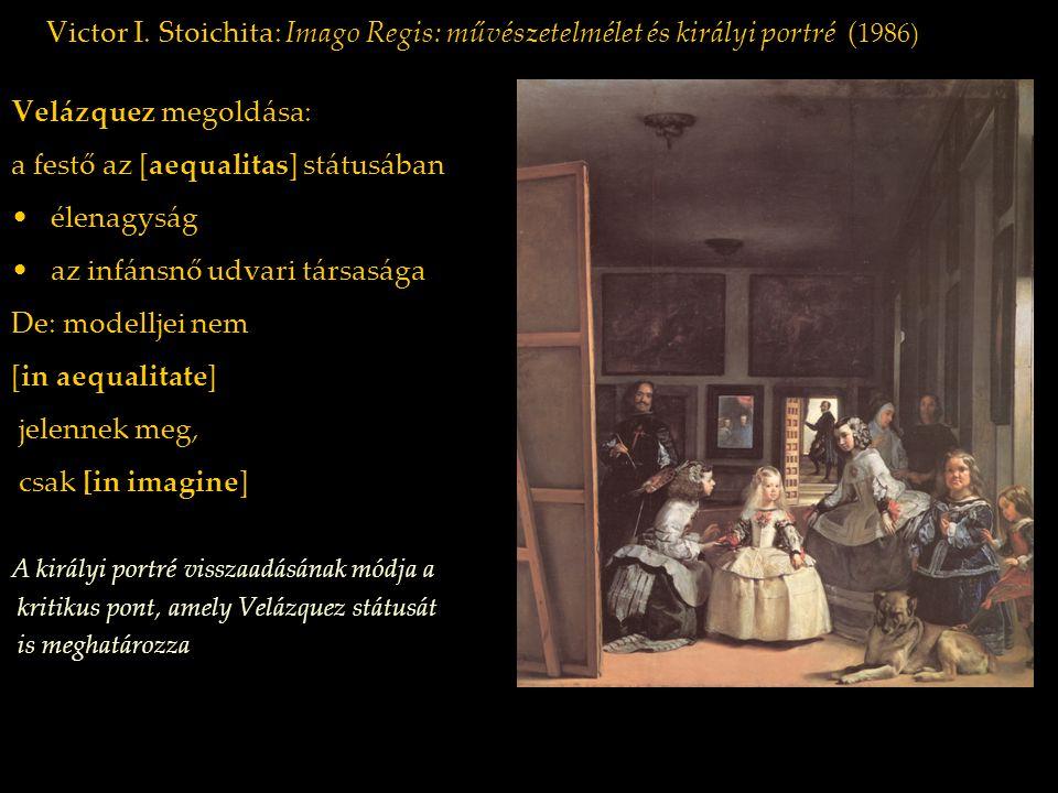 a festő az [aequalitas] státusában élenagyság